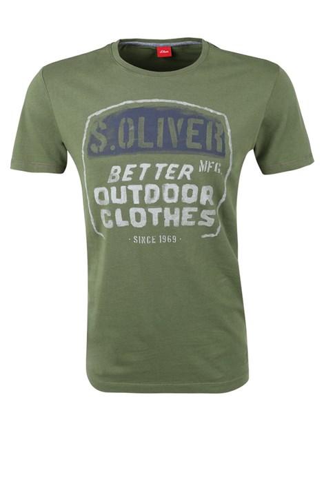 Tricou barbatesc s.Oliver 26800