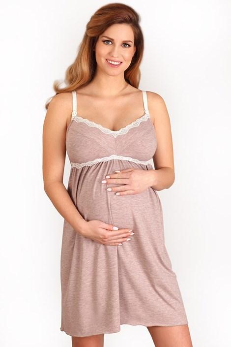 Camasa de noapte sarcina si alaptare Laura