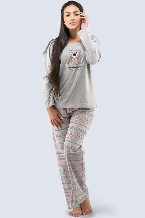 Pijama dama Sweet Dream Grey