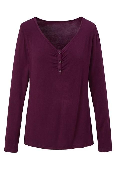 Bluza dama Fashion Bordo