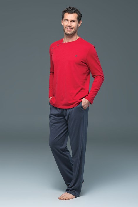 Pijama barbateasca Gregor - modal