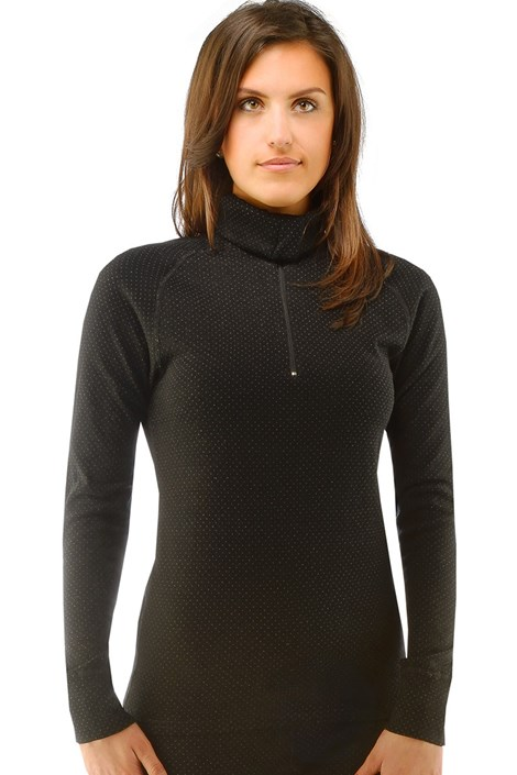 Bluza tip helanca Merino din material functional
