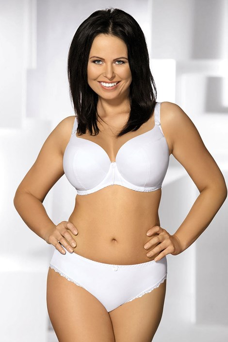 Sutien Monique 1263 White intarit