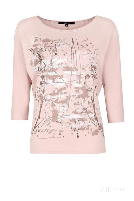Bluza de lux Arena Pink