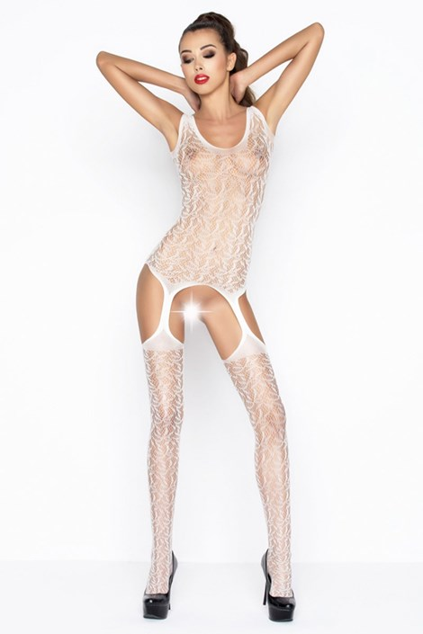 Bodystocking erotic de lux Marci