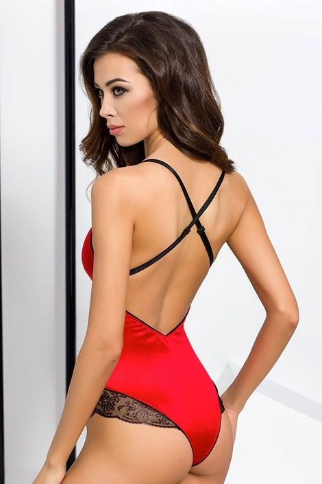 Body elegant Brida Red