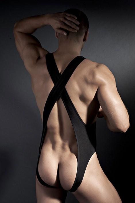 Body erotic barbatesc Bryan