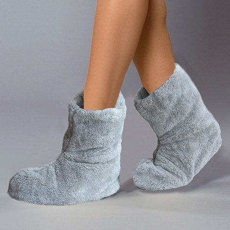 Papuci de casa caldurosi Crystal