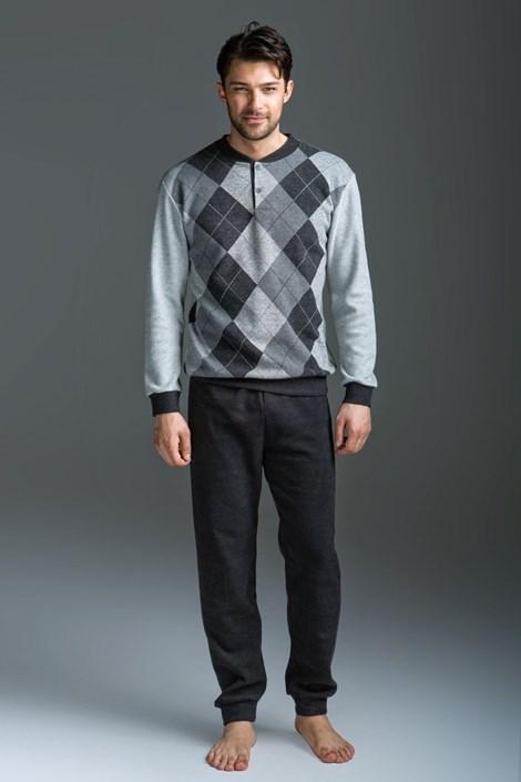 Set barbatesc Allessio - bluza, pantalon
