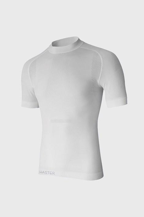 Tricou antibacterian barbatesc fara cusaturi - fibre argint