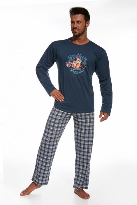 Pijama din bumbac Hockey
