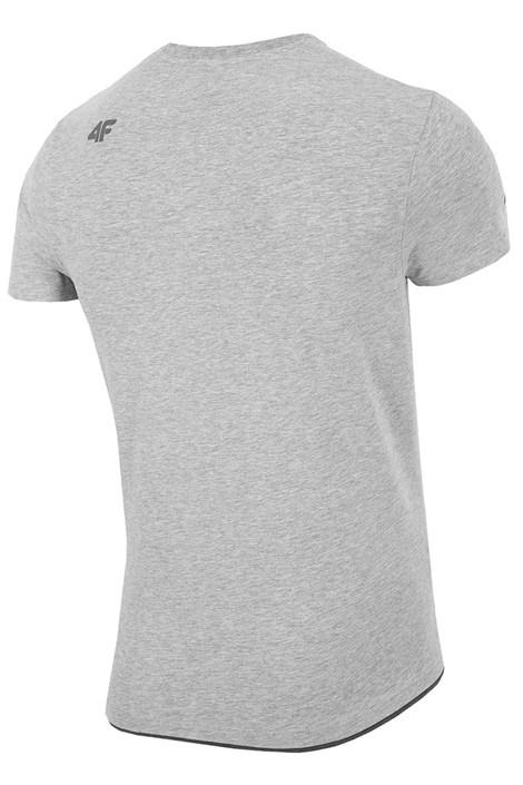 Tricou barbatesc 4F TSM031 Grey