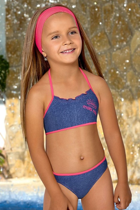 Costum de baie fetite Michelle M66