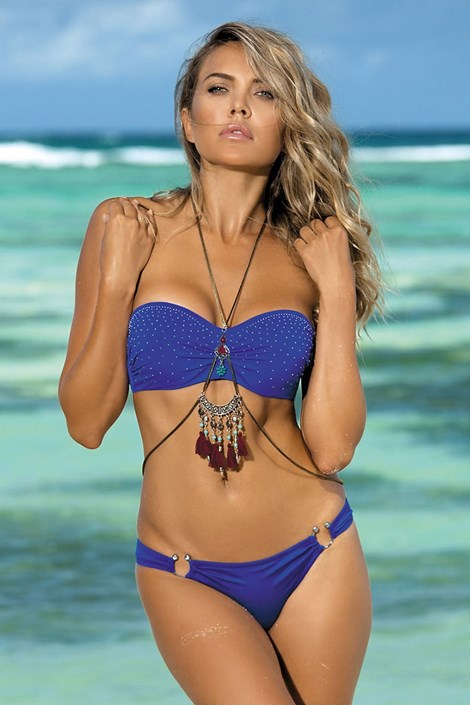 Sutien costum de baie Grace Push-Up