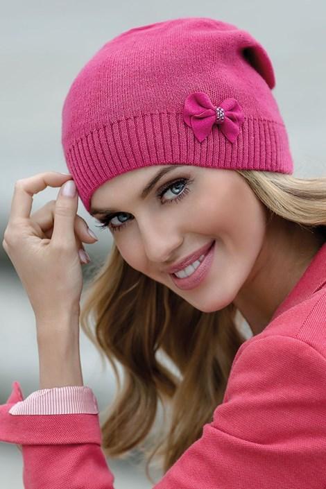 Caciula dama Nikola Pink