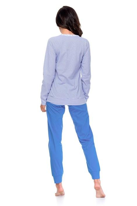 Pijama dama Blue line