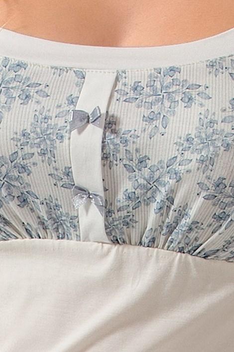 Pijama eleganta Carol, pantalon scurt