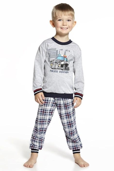 Pijama baietei Policie