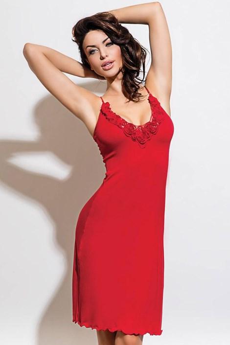Neglijeu de lux Rozalia - Red