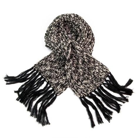 Fular tricotat Laura