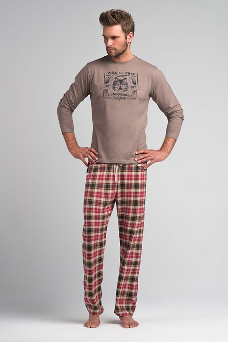 Pijama barbateasca Wild&Free