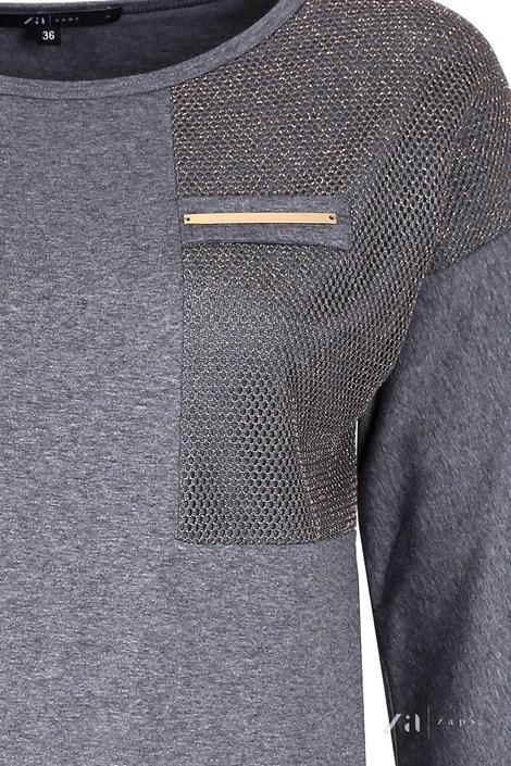 Bluza de lux Sati Grey