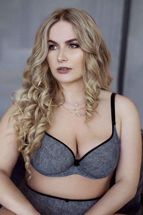 Sutien Savanah neintarit
