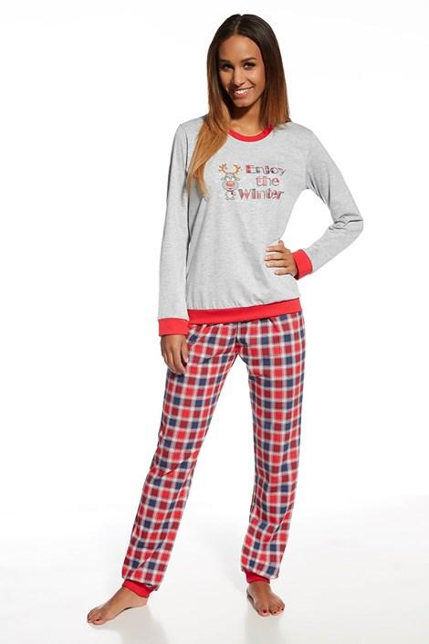 Pijama din bumbac Winter