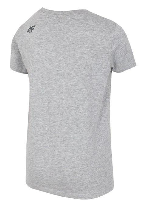 Tricou copii Grey 4f