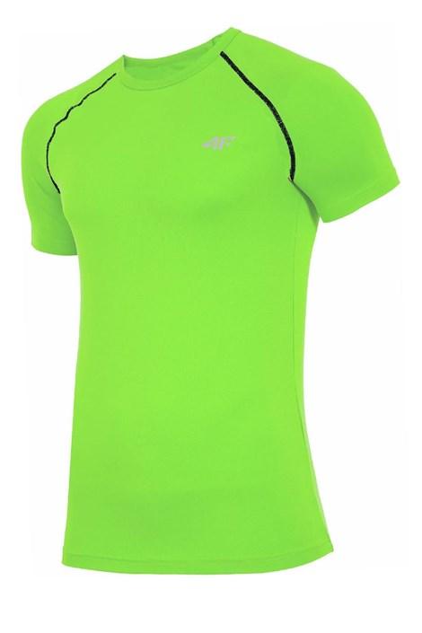 Tricou sport barbatesc TD green