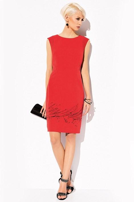 Rochie de lux Afrodyta Red
