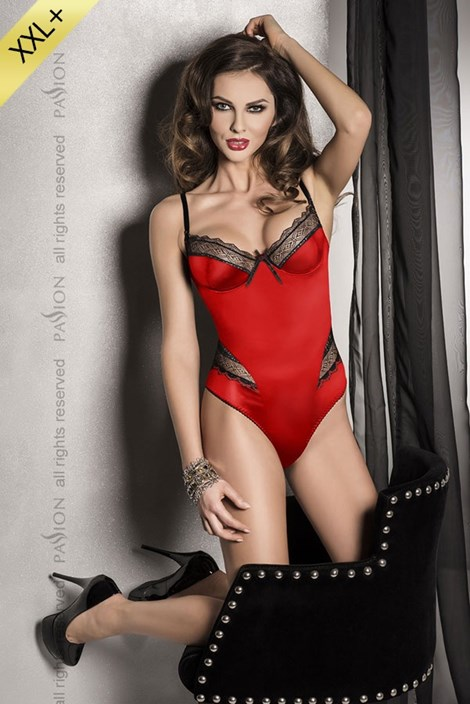 Body erotic de lux Evane Red