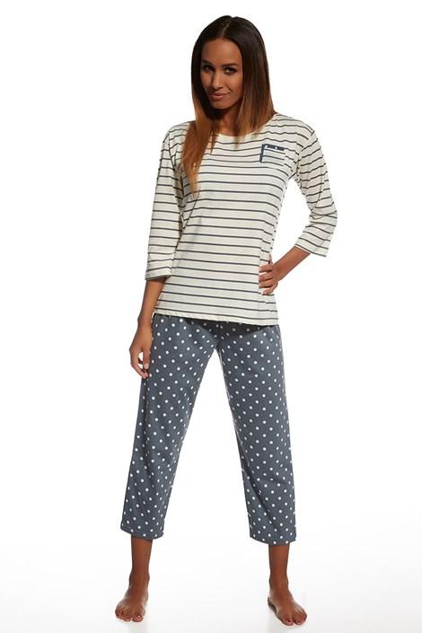 Pijama dama Kristin din bumbac
