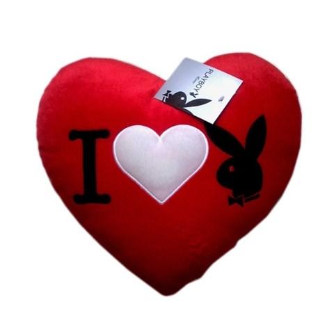 Pernita Heart Bunny Red