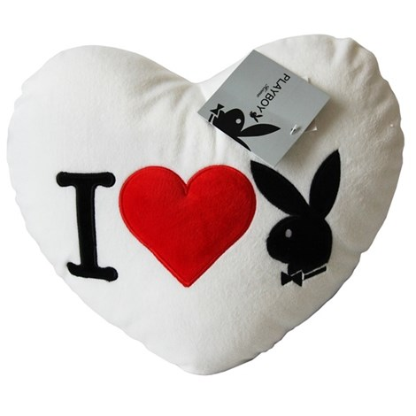 Pernita Heart Bunny White
