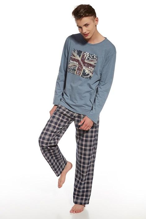 Pijama baieti Rock