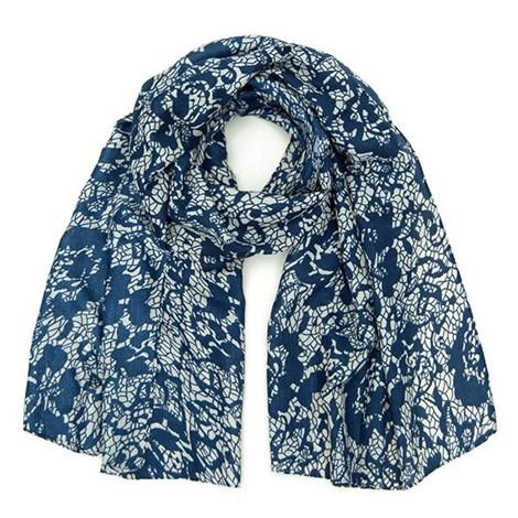 Esarfa eleganta Layse albastru