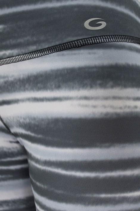 Colant sport capri Zebra