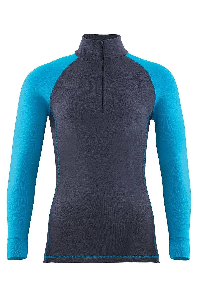bluza-barbateasca-thermal-sports-din-material-functional