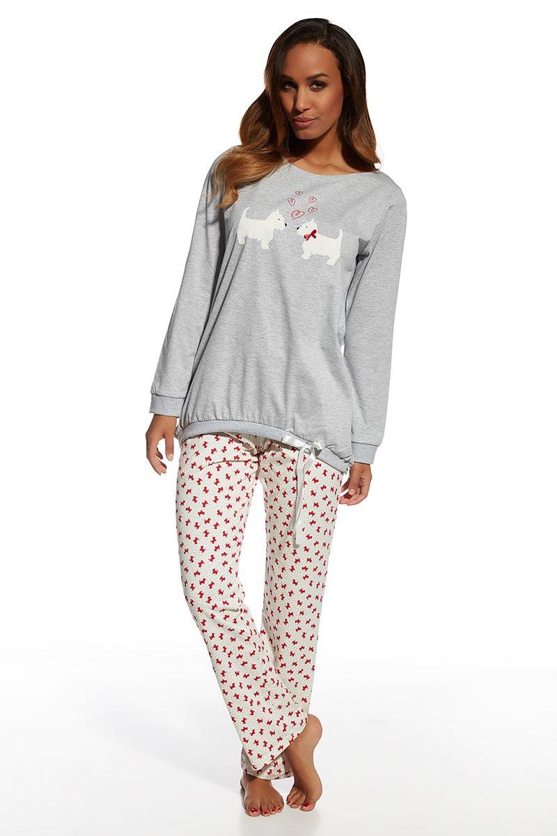 Pijama bumbac Dogs
