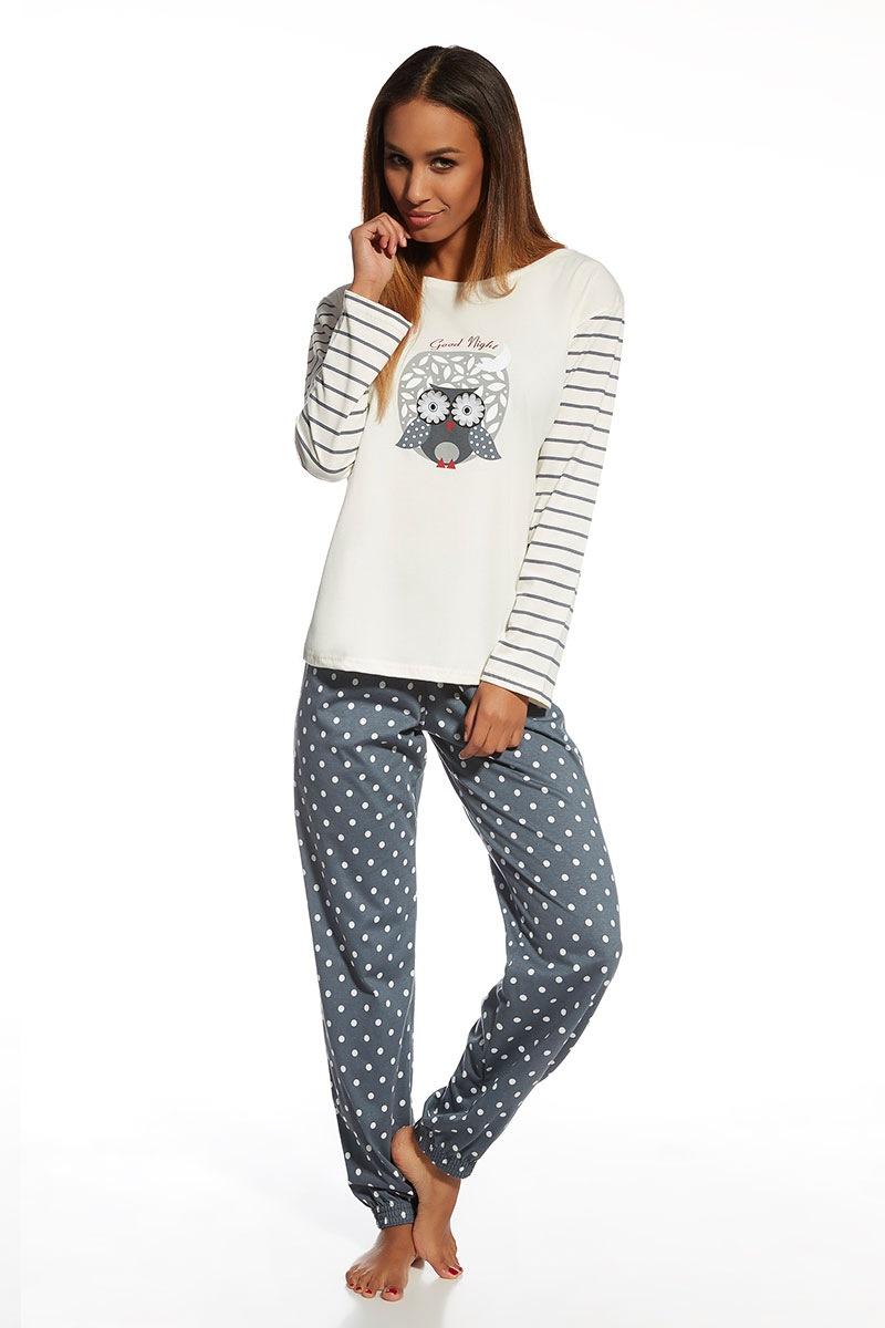 Pijama din bumbac Good Night