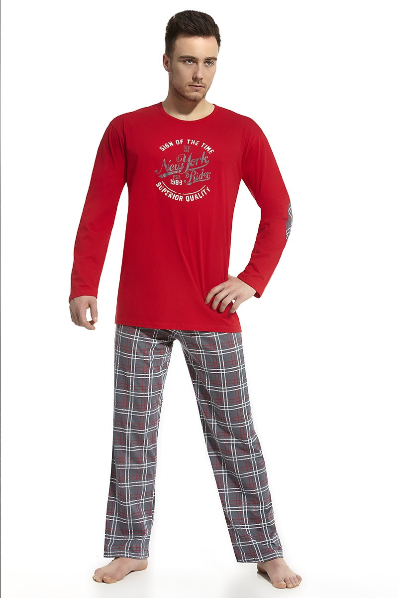 Pijama barbateasca New York