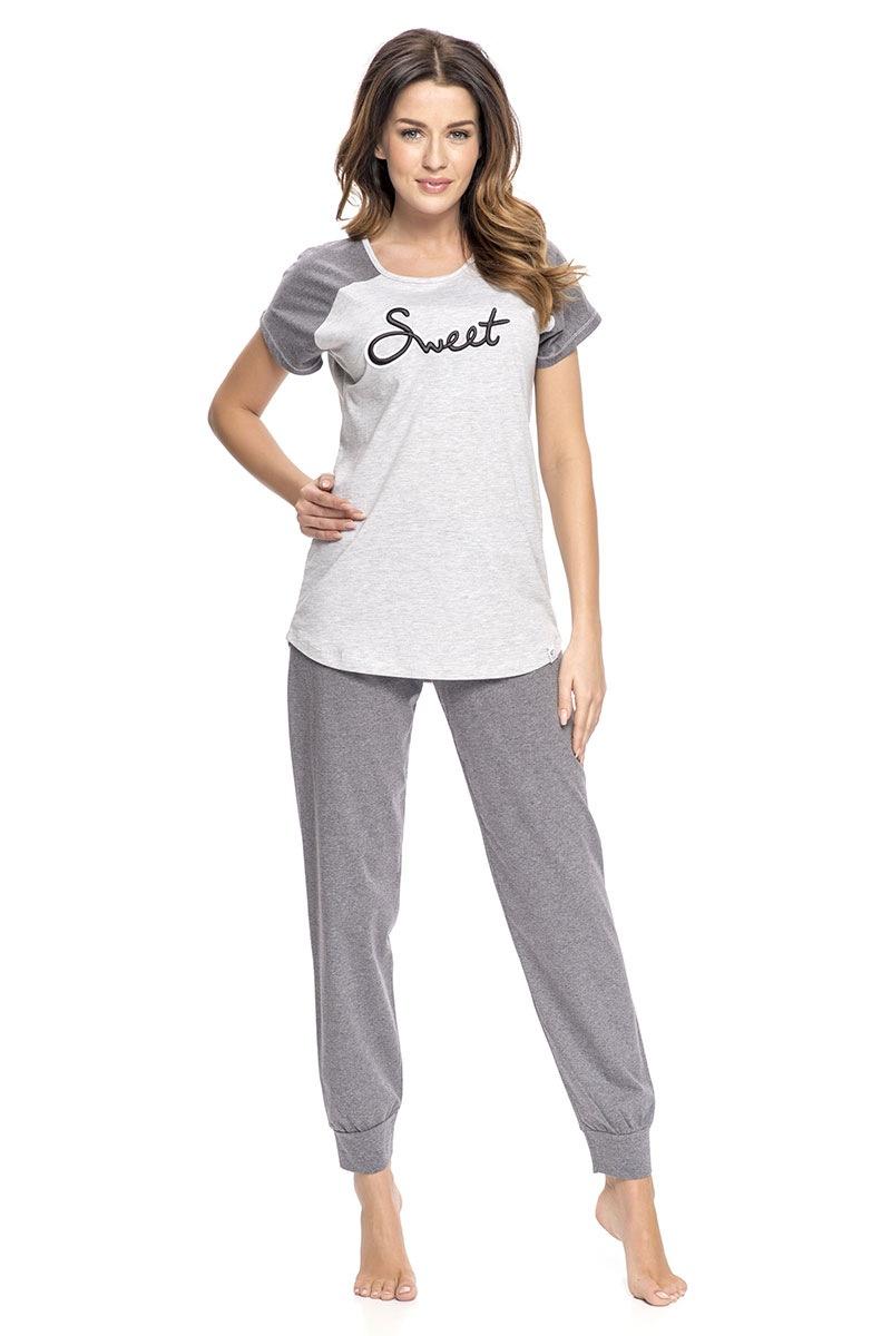 Pijama dama Sweet pantalon lung