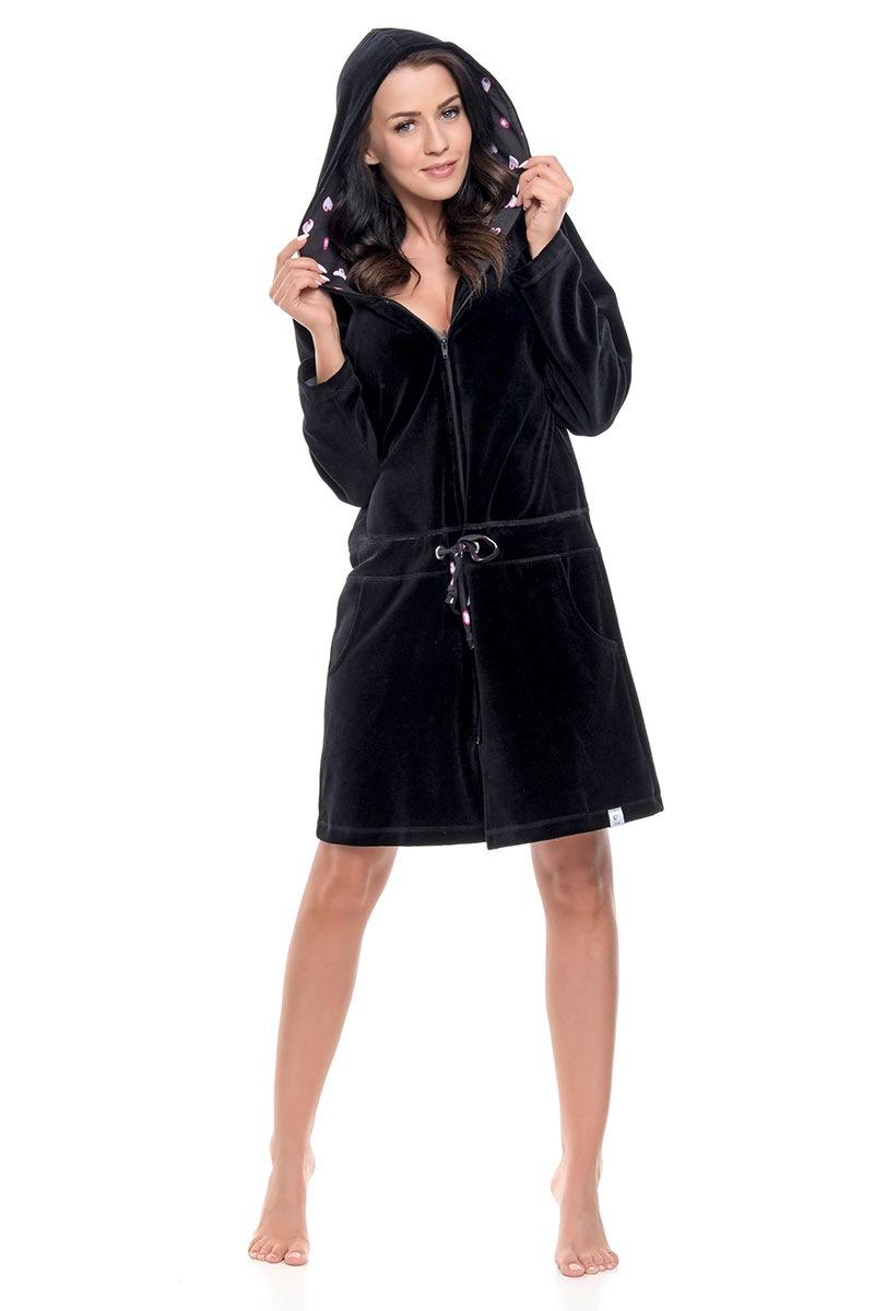Capot dama Blackie