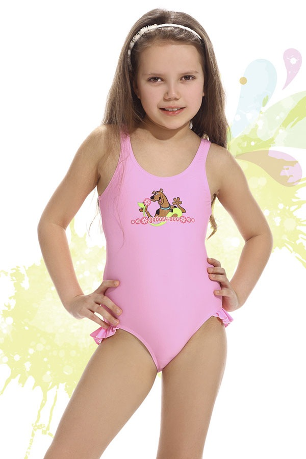 costum-de-baie-fetite-smiling-roz