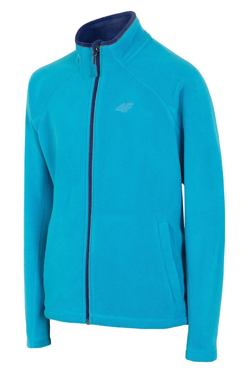 bluza-fleece-blue-4f-pentru-baietei