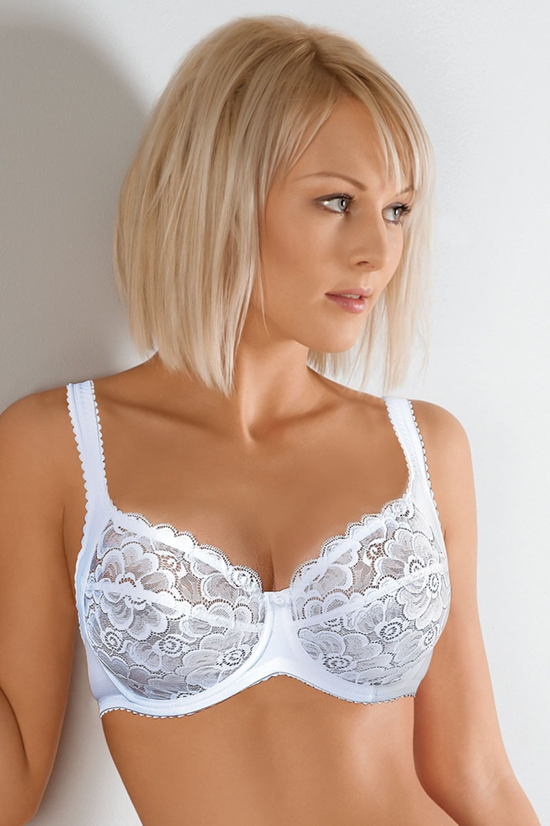 Sutien Anette 494620 neintarit white