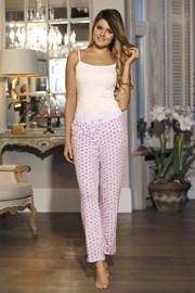 Pantalon pijama de dama Hearts
