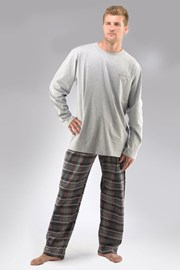 Pijama barbateasca Aleš - lunga