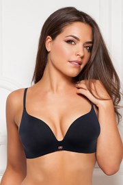 Sutien Gossard Black Push Up, fara balene